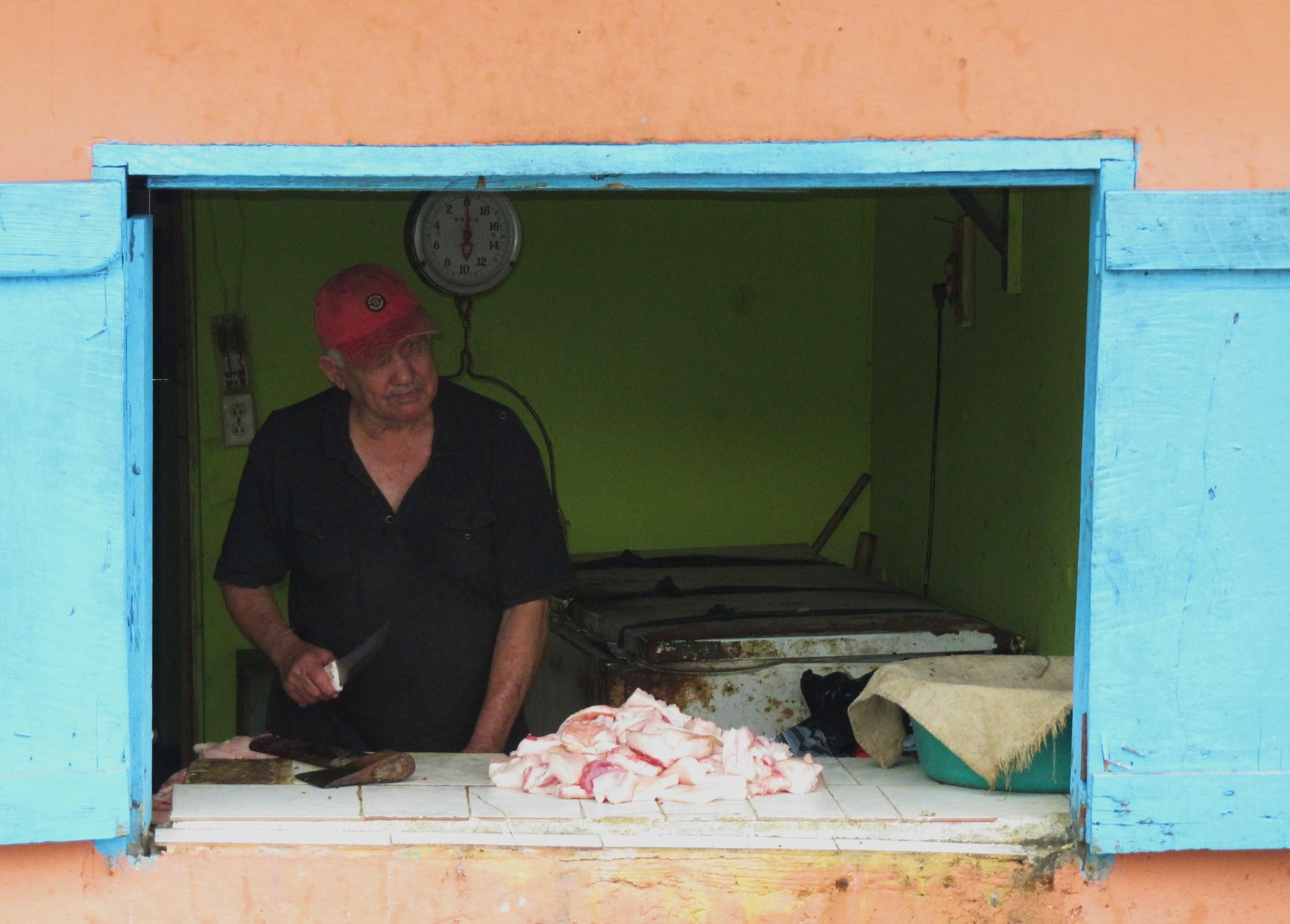 Vendor, Miches
