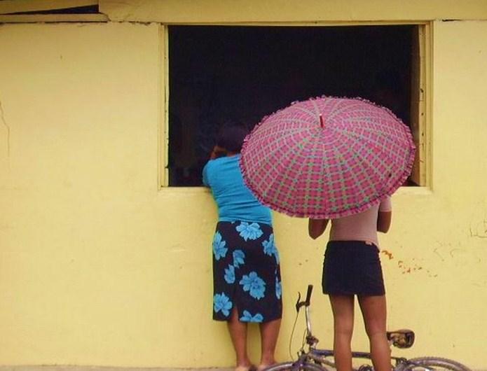 Umbrellas, Miches