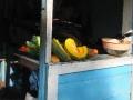 Fruit vendor, Miches