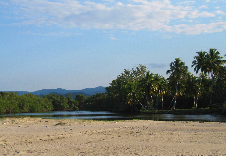 Jovero River, near Cocoloco plantation