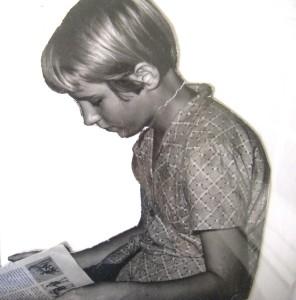 Rita reading