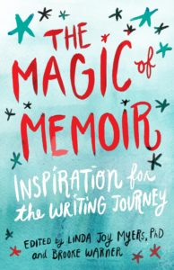 Book cover - Magic of Memoir