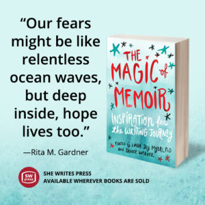 Book cover of The Magic of Memoir