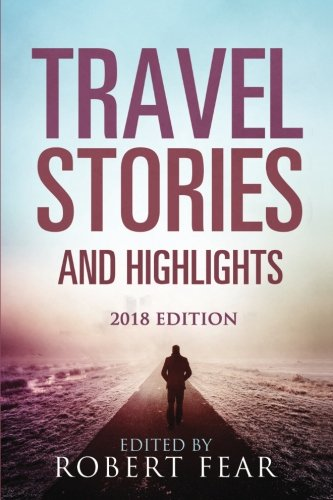 Book Cover Anthology Travel Stories and Highlights